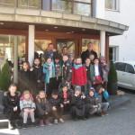 Frederiksdal Lindegårdsskolen 1. besøg