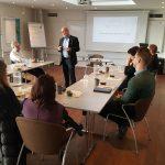 Dansk Firmapension Clifford Madsen RelationsNetværket Sinatur Hotel Sixtus 1-mand-netværk