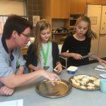 Bakkeager Hældager RelationsNetværket Virksomheder adopterer skoleklasser Den Åbne Skole
