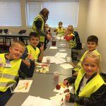 Würth Harte Skole Kolding Den åbne skole RelationsNetværket Virksomheder adopterer skoleklasser