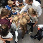 Sinatur Hotel Haraldskær Hældagerskolen Vejle Virksomheder adopterer skoleklasser RelationsNetværket den åbne skole5