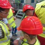 Rockwool Ådalsskolen RelationsNetværket Virksomheder adopterer skoleklasser Den åbne skole