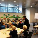 Scandic Eremitage Ordrup Skole Virksomheder adopterer skoleklasser RelationsNetværket Den åbne skole