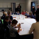 Sparekassen Kronjylland Rotpunkt Harte Skole RelationsNetværket Virksomheder adopterer skoleklasser