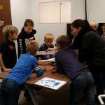 Rotpunkt Sparekassen Kronjylland Harte Skole RelationsNetværket Virksomheder adoptere skoleklasser