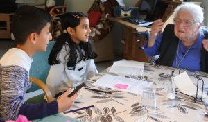 Dalsmark Diakonhjem Humlehøjskolen Virksomheder adopterer skoleklasser den åbne skole
