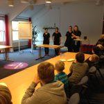 Scandic Odense Sanderumskolen Virksomheder adopterer skoleklasser RelationsNetværket Den Åbne Skole