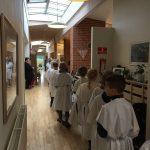 Plejecenter Bakkeager Hældagerskolen RelationsNetværket Virksomheder adopterer skoleklasser