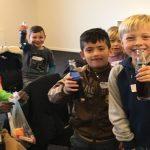 Flextek Søndermarksskolen Virksomheder adopterer skoleklasser RelationsNetværket