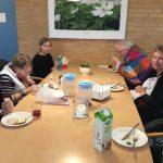 Plejecenter Kastaniehaven Give Vejle Kommune Bredagerskolen Virksomheder adopterer skoleklasser RelationsNetværket Den Åbne Skole