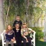 Hovergården Plejecenter Vejle Kommune Petersmindeskolen Virksomheder adopterer skoleklasser RelationsNetværket den åbne skole