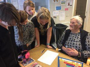Hældagerskolen Plejecenter Bakkeager RelationsNetværket Den Åbne skole Virksomheder adopterer skoleklasser Vejle