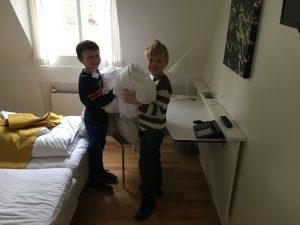 Sinatur hotel Skarrildhus Skarrild Skole Virksomheder adopterer skoleklasser Den åbne skole RelationsNetværket
