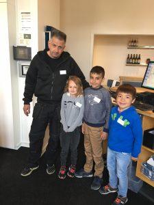 Sinatur Hotel Sixtus Vestre Skole Virksomheder adopterer skoleklasser RelationsNetværket Den åbne skole