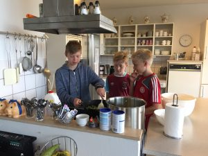 Egtved Skole Plejecenter Ågården Virksomheder adopterer skoleklasser RelationsNetværket