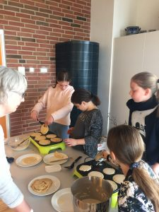 Bakkeager Plejecenter Hældagerskolen RelationsNetværket Virksomheder adopterer skoleklasser Den åbne Skole
