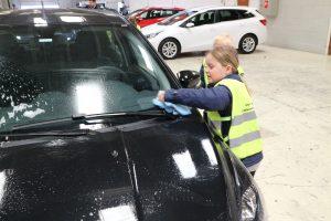 Autohuset Vestergaard Sanderumskolen RelationsNetværket Virksomheder adopterer skoleklasser Den åbne Skole