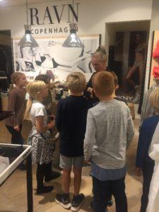 Scandic Eremitage Ordrup Skole Virksomheder adopterer skoleklasser den åbne skole RelationsNetværket