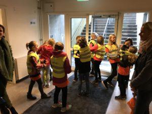 Artusbyg Petersmindeskolen Vejle Virksomheder adopterer skoleklasser RelationsNetværket Den åbne skole