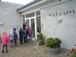 Vilcon Hotel Konferencegård Hvilebjergskolen Slagelse Kommune Virksomheder adopterer skoleklasser RelationsNetværket den åbne skole