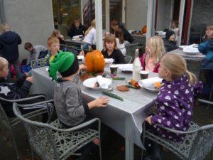 Vilcon Hotel Konferencegård Hvilebjergskolen RelationsNetværket Den Åbne Skole Virksomheder adopterer skoleklasser
