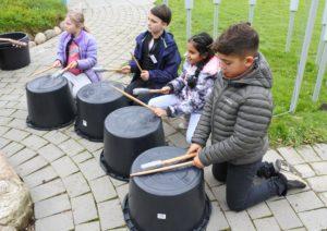 Humlehøjskolen Sønderborg Plejehjem Dalsmark Diakon RelationsNetværket Virksomheder adopterer skoleklasser Den åbne skole
