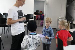 DIN Forsyning Esbjerg Vitaskolen Bohrskolen RelationsNetværket Virksomheder adopterer skoleklasser Den Åbne Skole