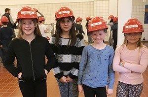 Fjernvarme Fyn Virksomheder adopterer skoleklasser Sanderumskolen Den åbne skole RelationsNetværket