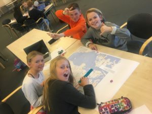 Dagrofa Logistik Vejle Hældagerskolen Virksomheder adopterer skoleklasser RelationsNetværket