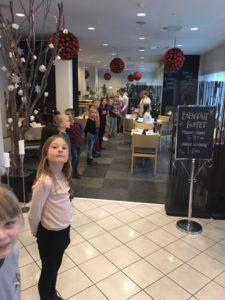 Scandic Olympic Esbjerg Bohrskolen Virksomheder adopterer skoleklasser RelationsNetværket Den åbne skole