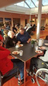 Friplejehjem Højbo Skarrild Skole Herning RelationsNetværket Den åbne Skole Virksomheder adopterer skoleklasser