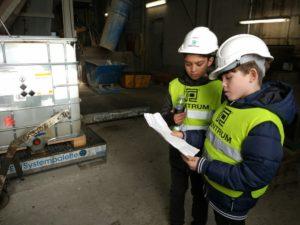 Søndermarksskolen Centrum Pæle Virksomheder adopterer skoleklasser RelationsNetværket Den åbne Skole Vejle