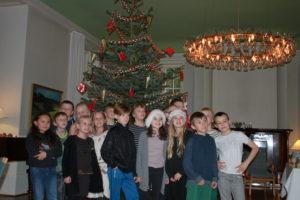 Sinatur Hotel Skarrildhus Skarrild Skole Virksomheder adopterer skoleklasser RelationsNetværket Den Åbne Skole Herning