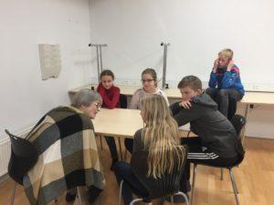 Egtved skole Virksomheder adopterer skoleklasser Ågården Vejle Kommune RelationsNetværket
