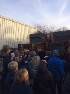 Odense Congress Center Hunderupskolen Virksomheder adopterer skoleklasser RelationsNetværket Den åbne skole