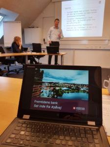 Sparekassen Kronjylland Kolding Netværk RelationsNetværket #påvej Severin Middelfart