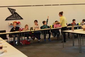 Severin Kursuscenter Middelfart Vestre Skole RelationsNetværket Virksomheder adopterer skoleklasser Den Åbne skole