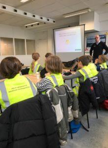 Autohuset Vestergaard, Ordrup Skole, Virksomheder adopterer skoleklasser, Den åbne skole, RelationsNetværket, CSR