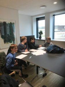 Fjernvarme Fyn Sanderumskolen Odense RelationsNetværket Virksomheder adopterer skoleklasser Den åbne skole