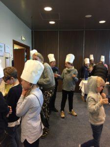 Scandic Hotels Eremitage Ordrup Skole RelationsNetværket Virksomheder adopterer skoleklasser