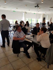 Bettina Wæde Rektruttering af fremtidens medarbejdere Nord Gourmet RelaitonsNetværket