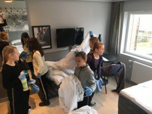 Scandic Hotel Olympic Esbjerg Vitaskolen RelationsNetværket Virksomheder adopterer skoleklasser den åbne skole