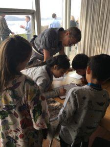 Sinatur Hotel Sixtus Middelfart Vestre Skole RelationsNetværket Virksomheder adopterer skoleklasser den åbne skole CSR