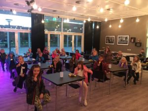 Scandic Hotel Jacob Gade Hældagerskolen Den åbne skole RelationsNetværket Virksomheder adopterer skoleklasser