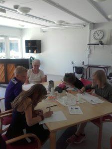 Højagercentret Bredagerskolen Relationsnetværket virksomheder adopterer skoleklasser den åbne skole fællesskab