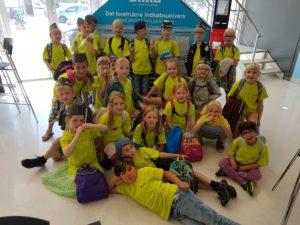 Harte Skole RelationsNetværket Bilka Kolding Virksomheder adopterer skoleklasser