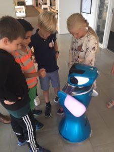 Severin Kursuscenter Vestre Skole Middelfart RelationsNetværket Virksomheder adopterer skoleklasser