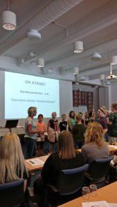 Sanderumskolen Scandic Odense RelationsNetværket Virksomheder adopterer skoleklasser