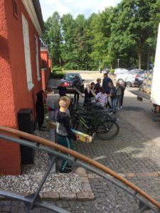 Sinatur Hotel Skarrildhus Skarrild Skole RelationsNetværket Virksomheder adopterer skoleklasser