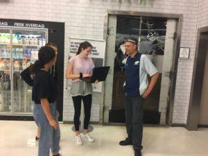 Bilka Kolding Brændkjærskolen RelationsNetværket Virksomheder adopterer skoleklasser Den åbne skole
